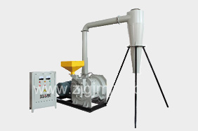 SMP-400型高速渦流塑料(liao)磨粉機